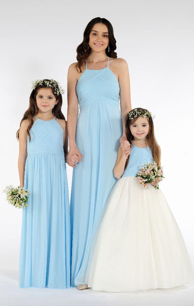 Bridesmaid sets.